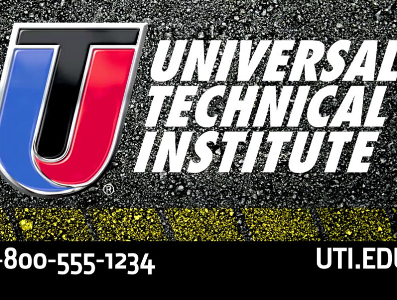 The Road of Life - Universal Technical Institute (UTI)