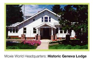 Moxie CCA's headquarters in the Geneva Lodge in Littleton, CO
