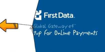 Easy Start - First Data