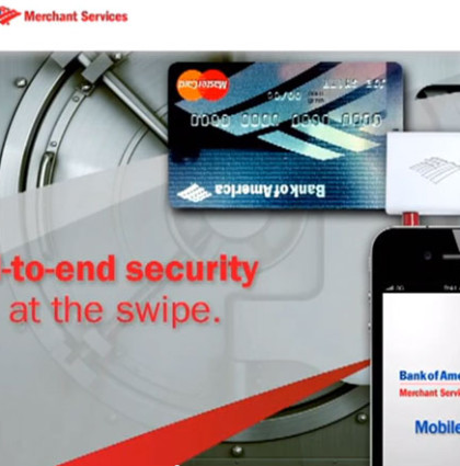 Merchant Services - Bank of America