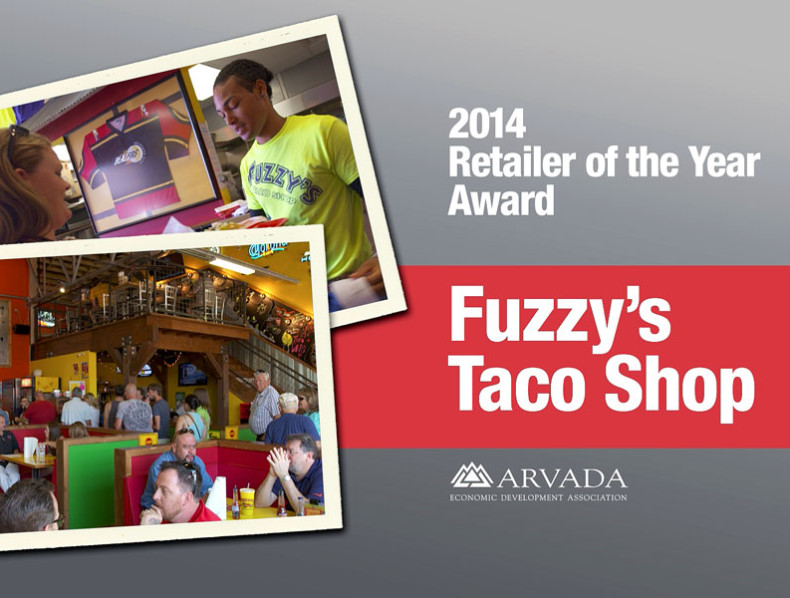 Retailer of the Year – Fuzzy's Taco Shop