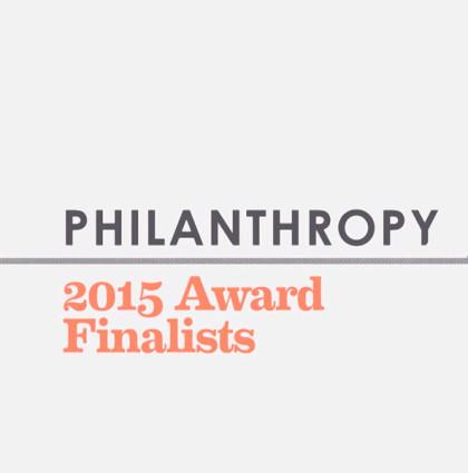 Philanthropy Award - CBCA