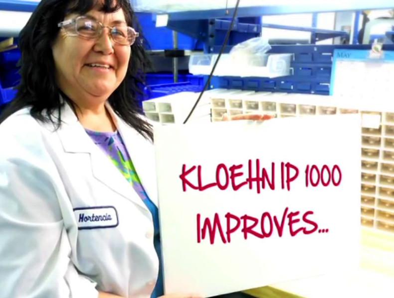 KLOEHN IP 1000 - Norgren