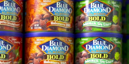 Content Marketing - Blue Diamond Almonds